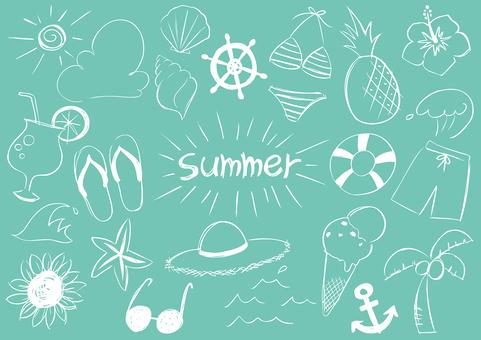 Sketch _ summer 1-2