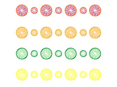 Citrus parts