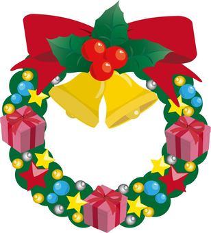 Christmas lease gift box