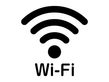 Wi-Fi (WiFi) Mark Round