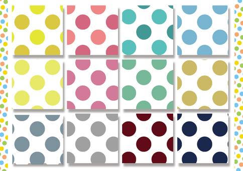 Dot pattern 01
