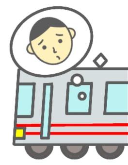 22_ 샐러리맨 _ 기차