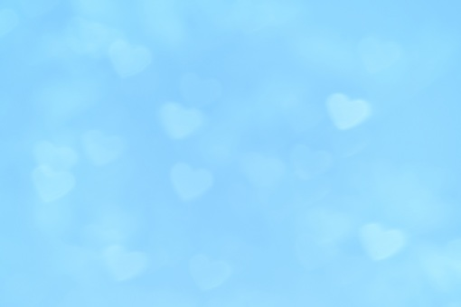 Background material · Heart (light blue)