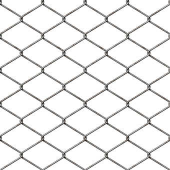 Wire mesh pattern _ with rust