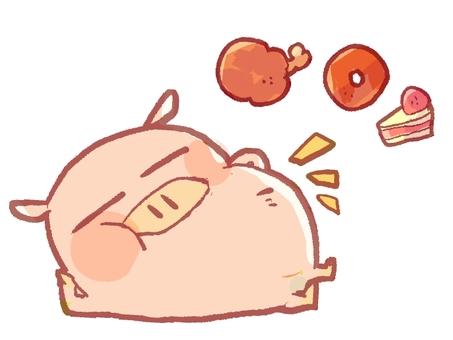 Grueling pigs