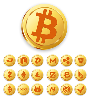 Virtual currency set