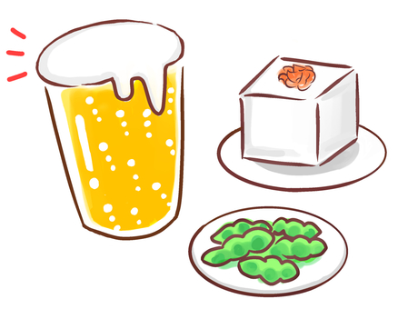 Beer and snacks 3