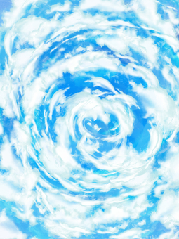 Cloud whirlpool