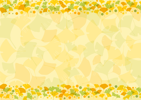 Ginkgo background