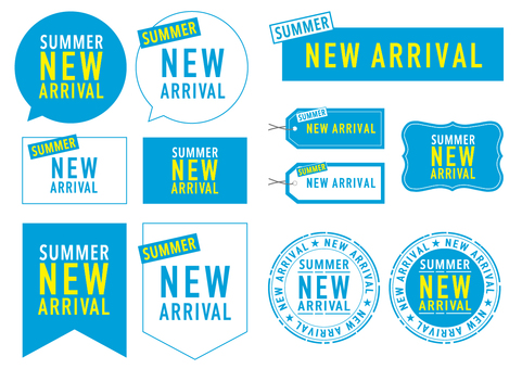 SUMMER NEW ARRIVAL