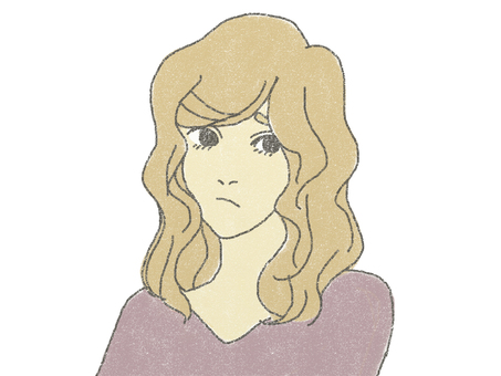 Female - upset