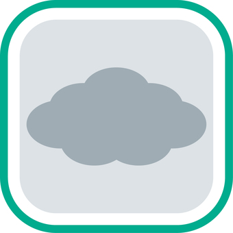 Weather icon Cloudy