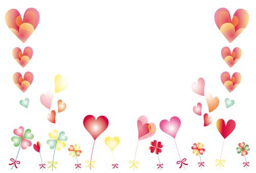 Valentine's Day Heart full