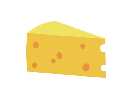 Cheese cut cheese dairy