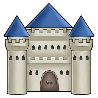 城堡(西部)
