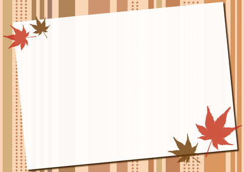 가을 프레임 _ 단풍
