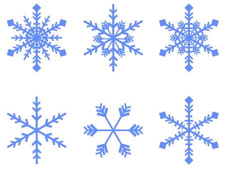 Design Snow Crystal