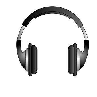 Headphone (black)