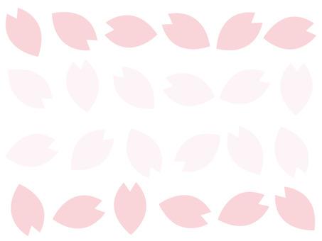 벚꽃 무늬 텍스처 15