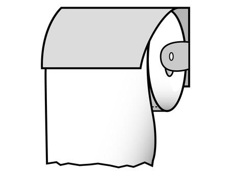 Toilet paper 6