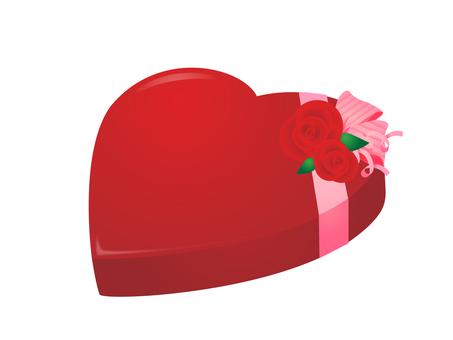 Heart's gift box 3