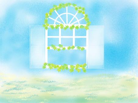 Sky window 1