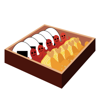 Hanami lunch box