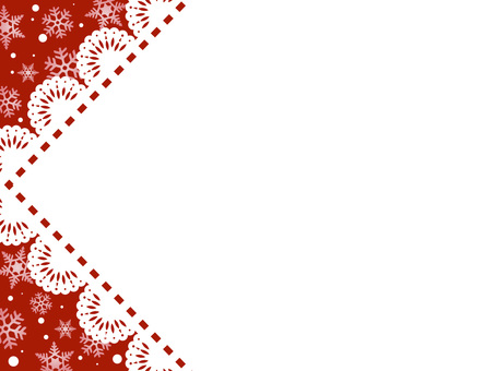 Christmas frame 18