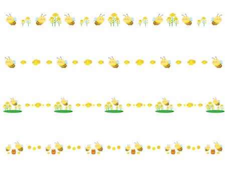 Bee's line