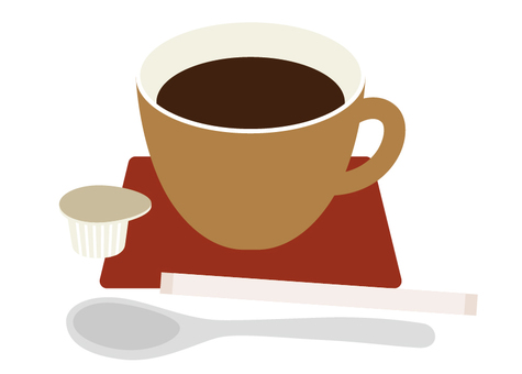 Hot drink coffee
