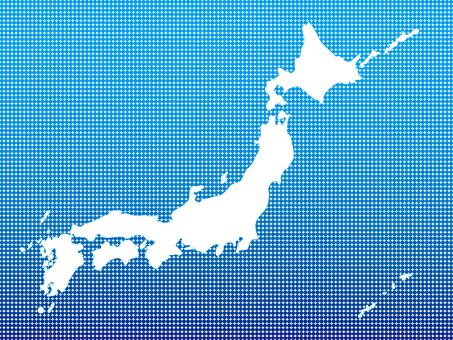 Japan Map 09