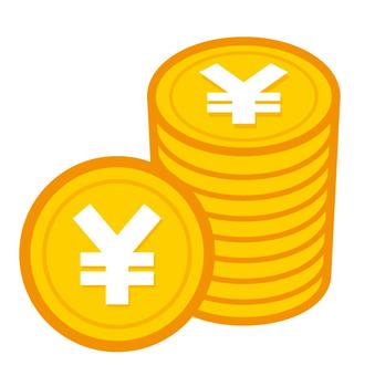Coin Money Circle Icon Savings