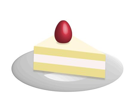 다각형 케이크