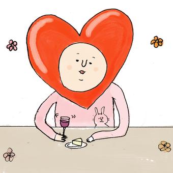 Heart aunchan