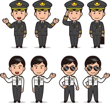 Pilot (civilian aircraft)