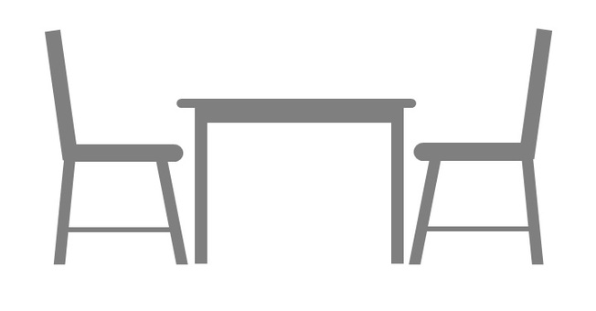 Table & Chair 2