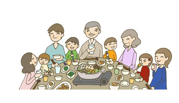 Food Council 12 (family pot) - change