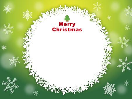Christmas image 001 green