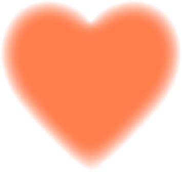 Heart _ blur _ 01 _ red