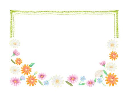 Flower card ★ 0192-K