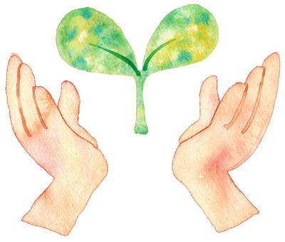Hand and Futaba