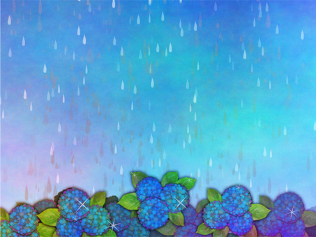Hydrangea scenery