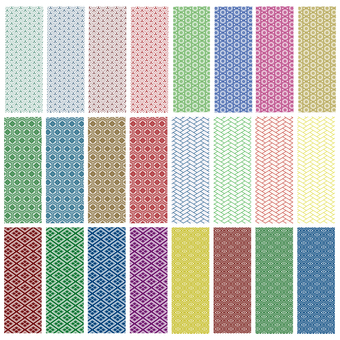 Japanese pattern material 01