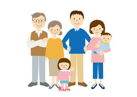 Third generation family whole body