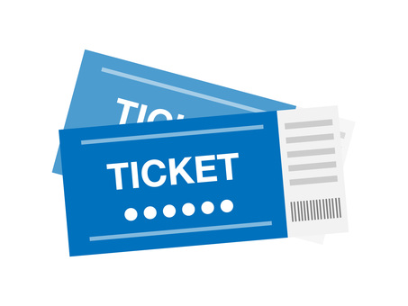 Tickets (blue · 2 pictures)
