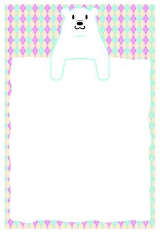 Shirokuma frame