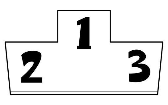 Podium (monochrome)