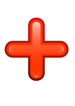 Symbol (+)