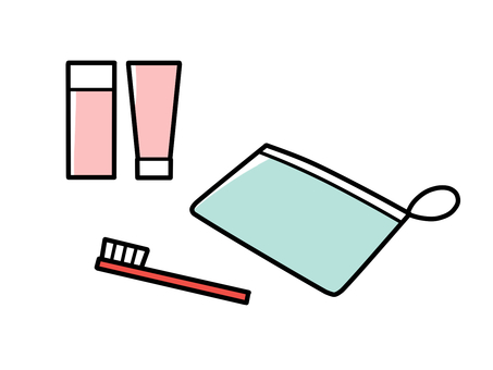 Cosmetics set 3