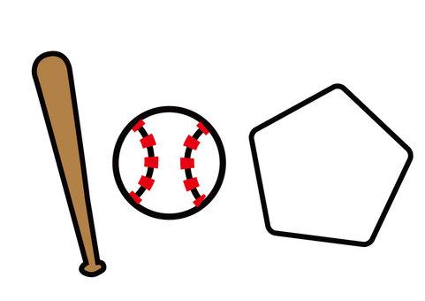 棒球項目蝙蝠球